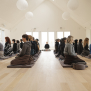 Meditacijska povlačenja, meditation retreats